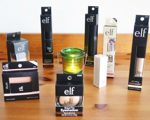 e.l.f make up review