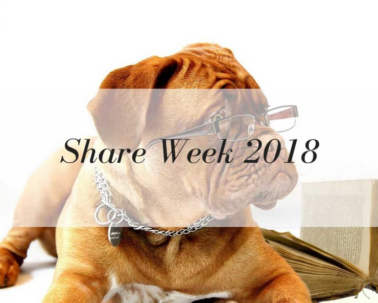 Share Week - blogs that I recommend